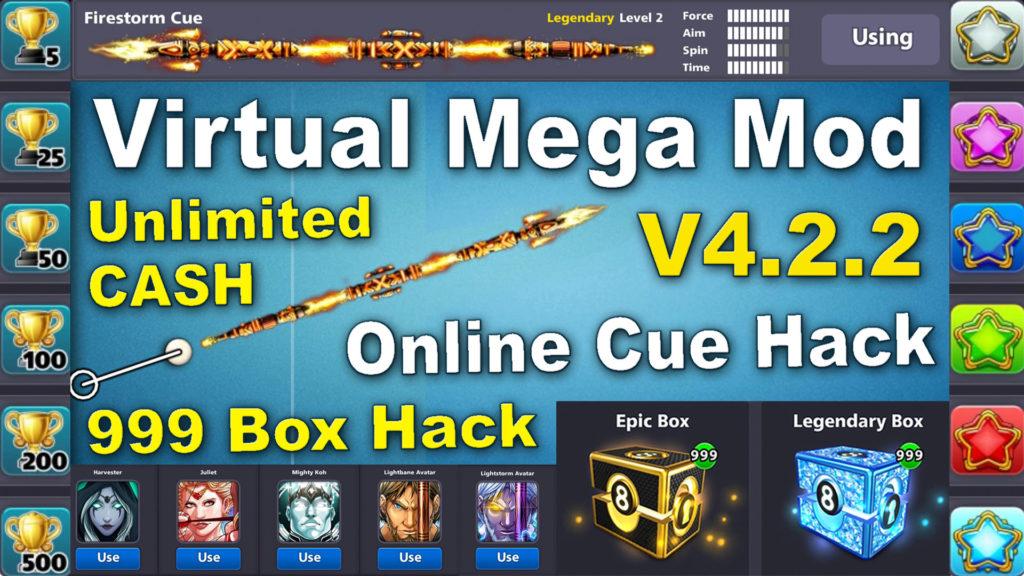 8 ball pool hack mod download
