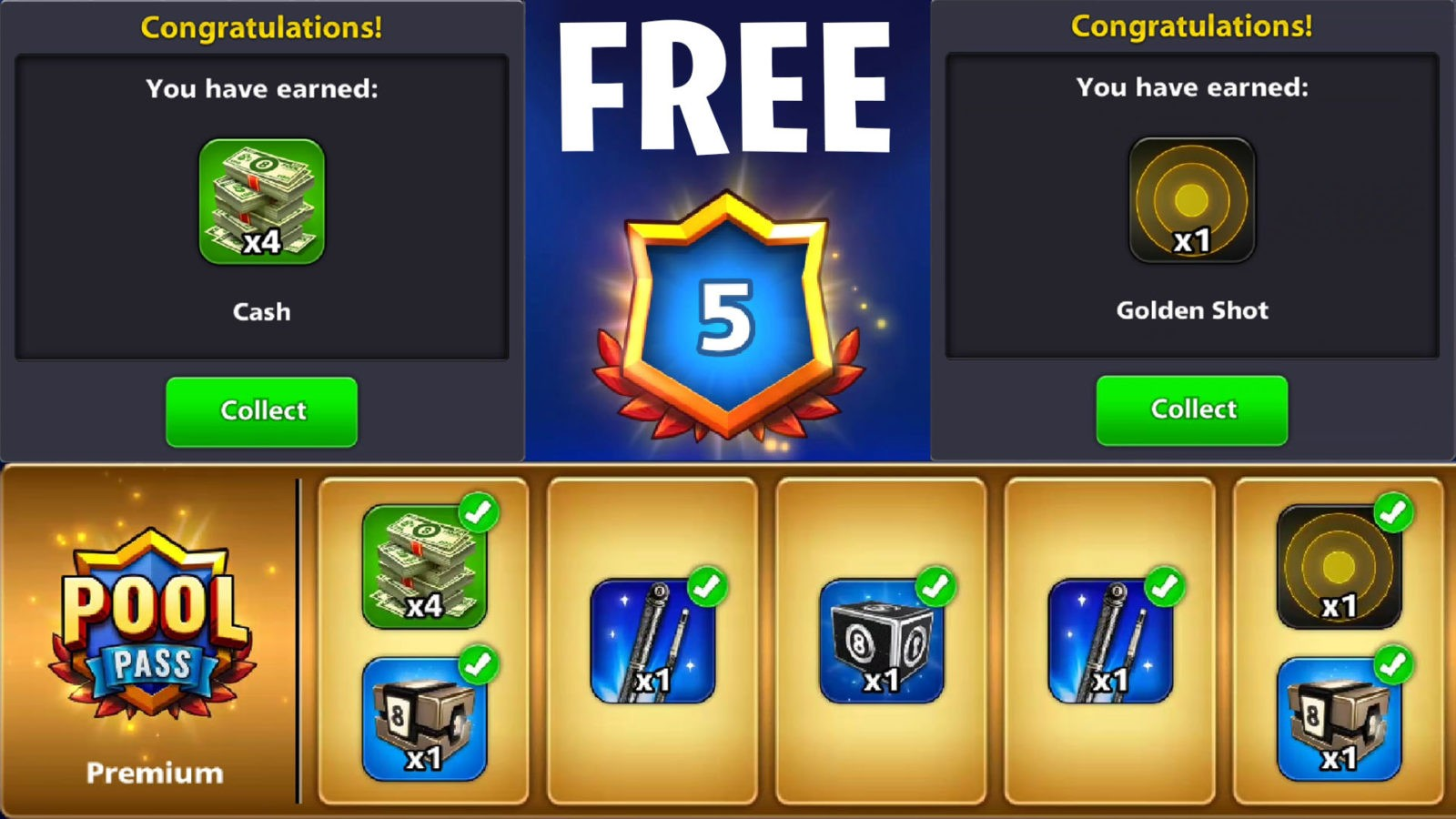 8 Ball Pool update version history for Android - APK Download